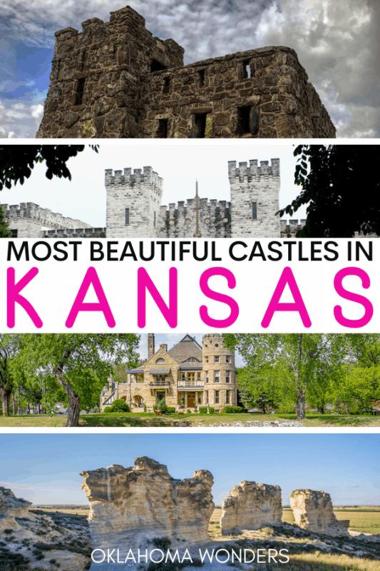 Kansas Castles
