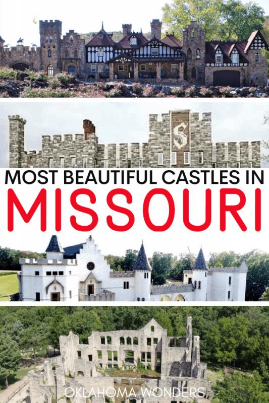 Missouri Castles