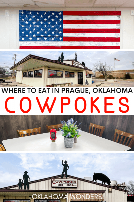 Cowpokes Review: BBQ & Diner Food in Prague, Oklahoma