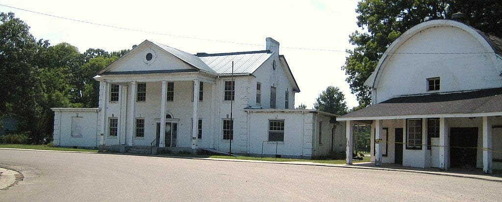 Arkansas - Dyess - Colony Administration Building