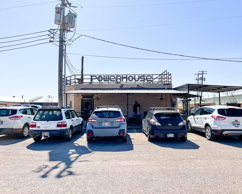 Oklahoma - Oklahoma City - Farmers Market District - Power House Restaurant
