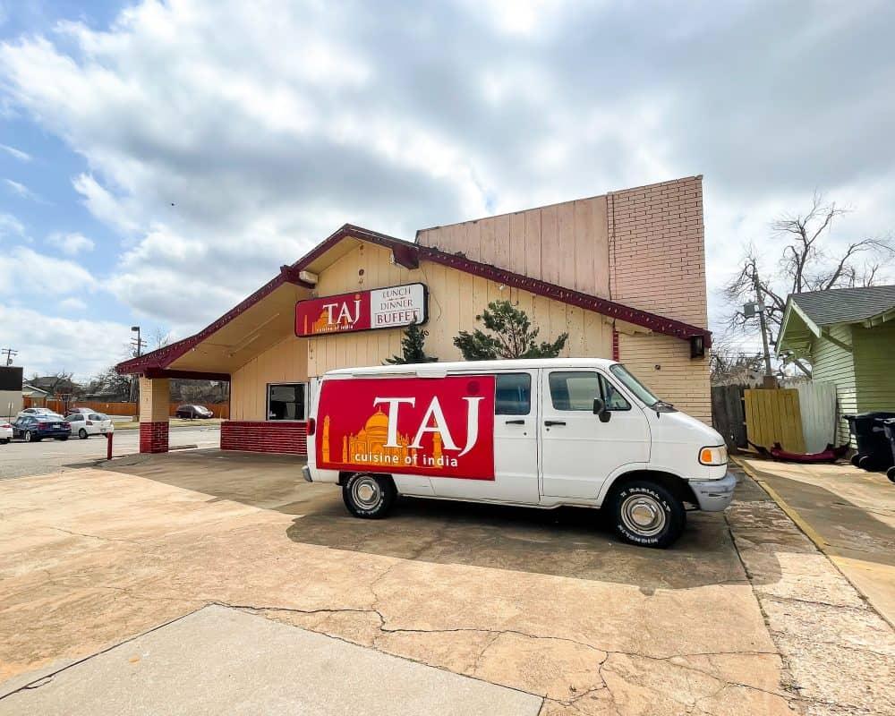 Oklahoma - Oklahoma City - Taj Indian Restaurant