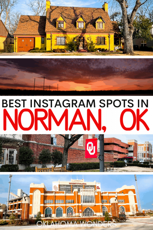 Instagrammable Places in Norman