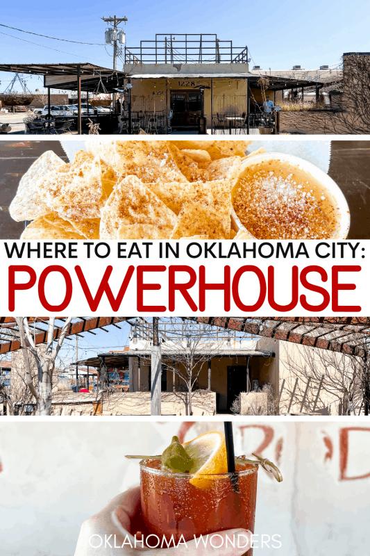 Power House OKC Restaurant Review