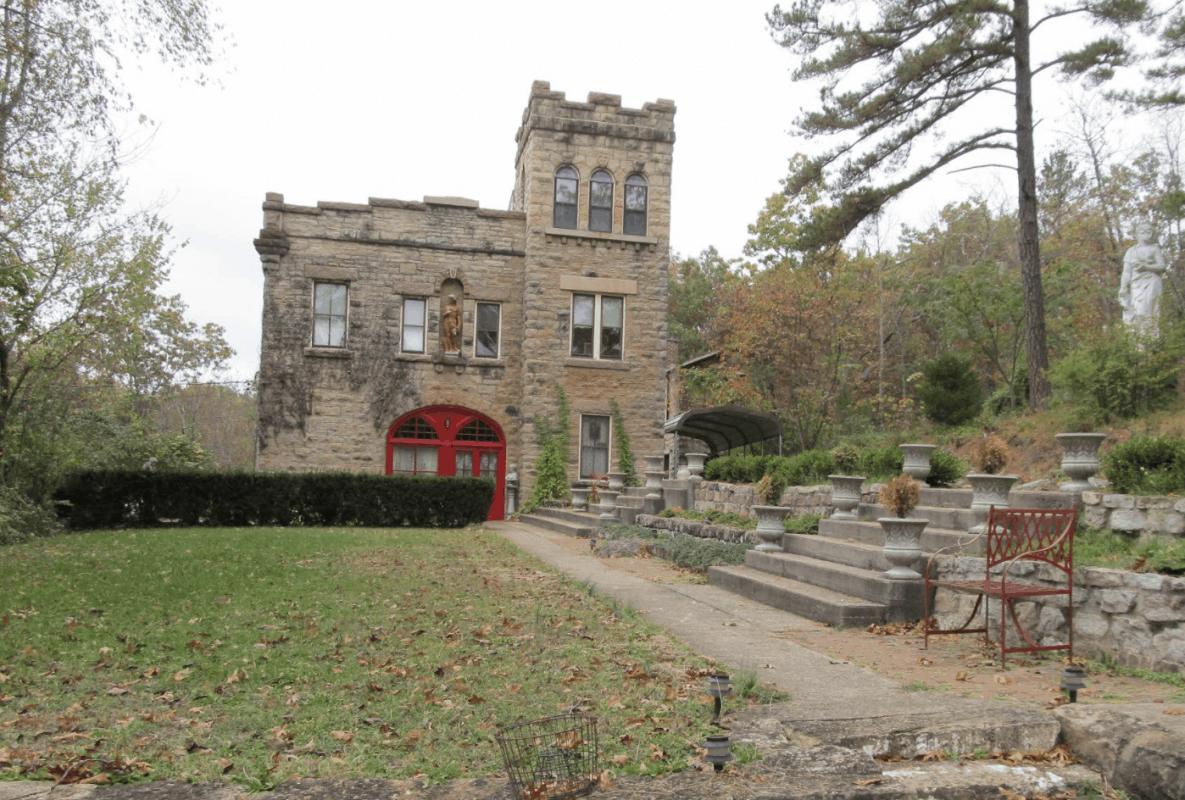 Missouri - Ironton - T.R Goulding Castle