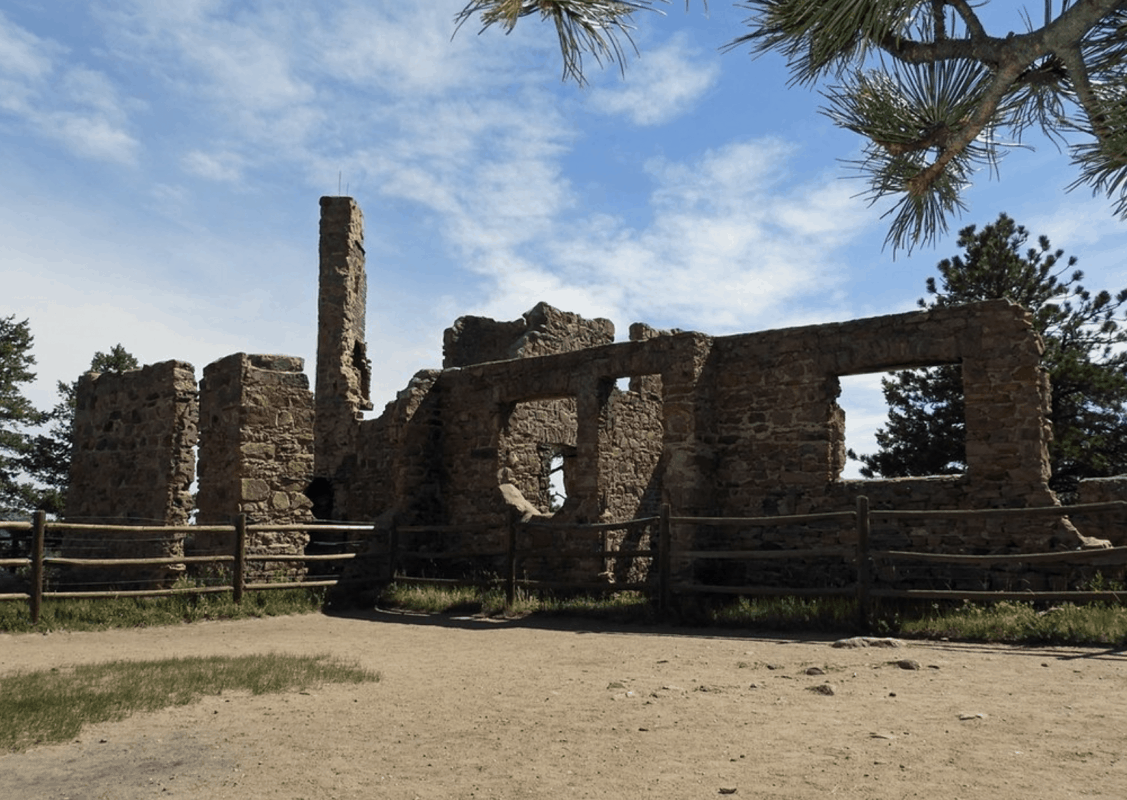 Colorado - Morrison - Falcon Castle Ruins