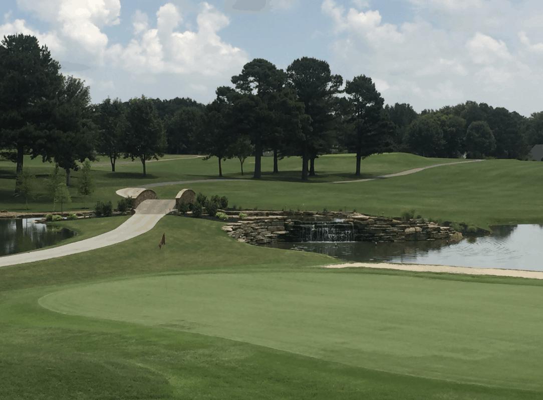 Arkansas - Jonesboro - Sage Meadows Golf Course
