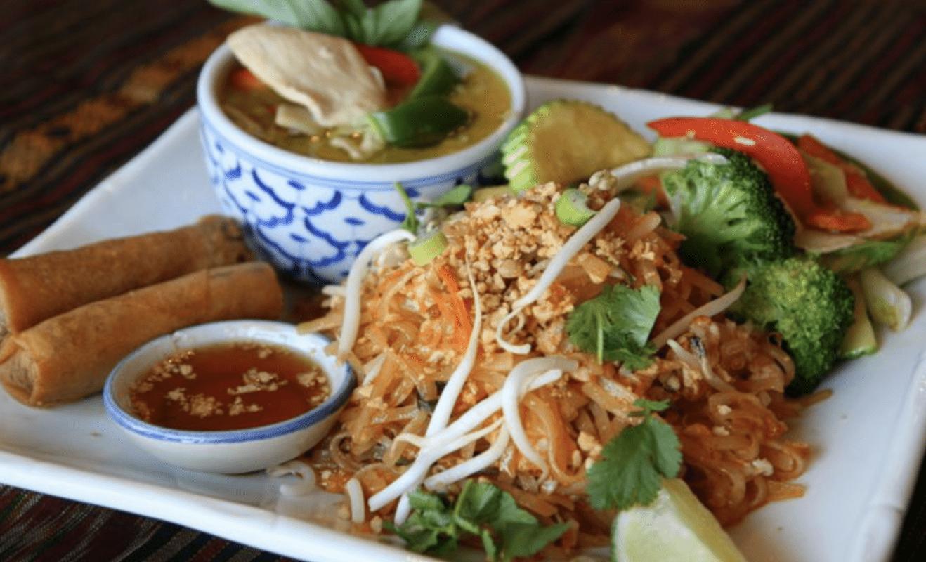 Oklahoma - Oklahoma City - Panang Thai Restaurant