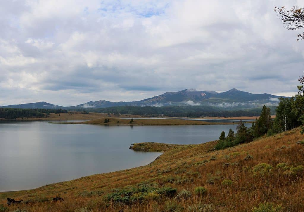 Colorado - Steamboat Lake State Park