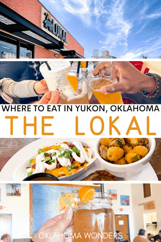 The Lokal Review - Restaurant Review of The Lokal Yukon, Oklahoma