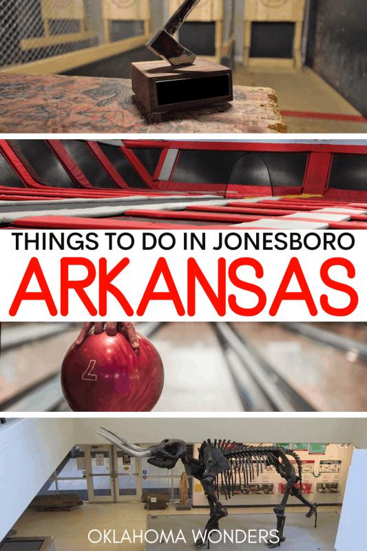 Things to Do in Jonesboro Arkansas