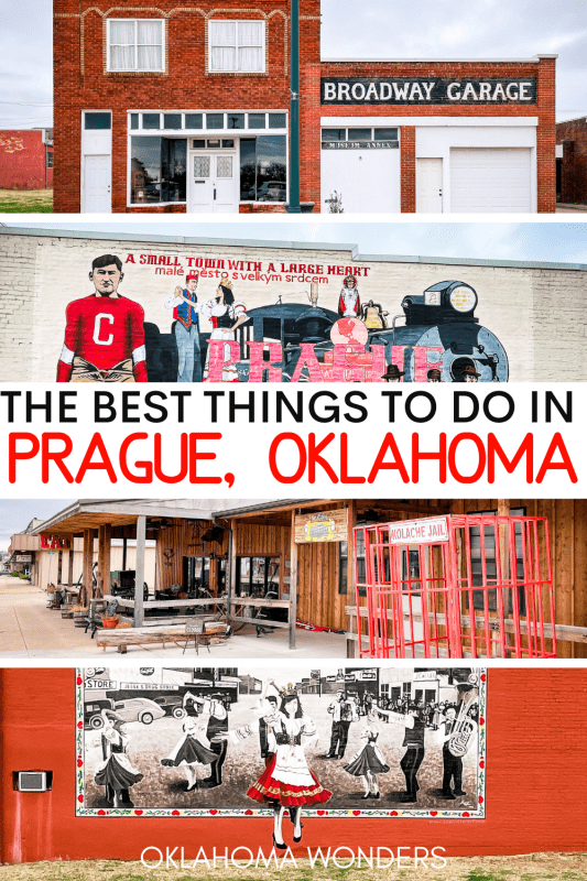 The Best Things to Do in Prague Oklahoma
