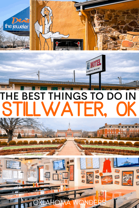 The Best Things to Do in Stillwater Oklahoma