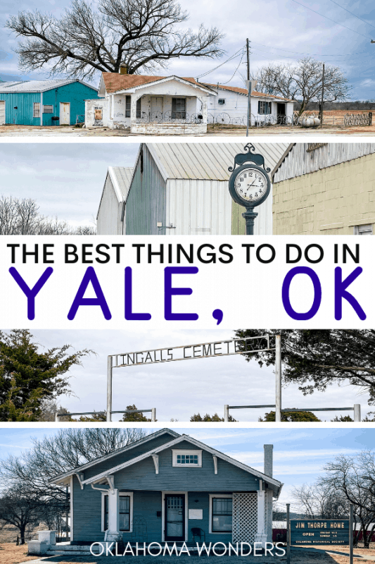 Things to Do in Yale, Ok