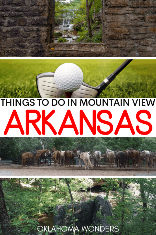 Things to do in Mountain View, Arkansas