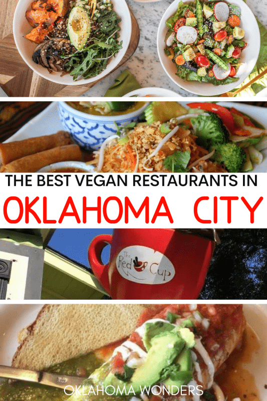 Vegan Restaurants in Oklahoma City