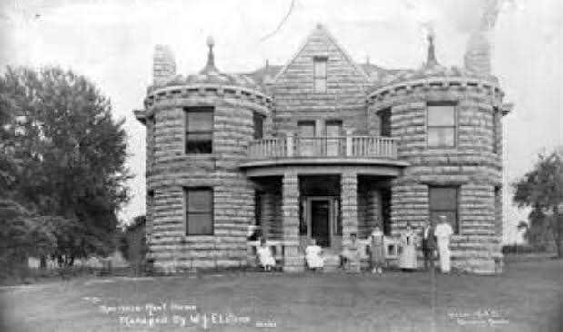 Kansas - Shawnee - Caenen Castle