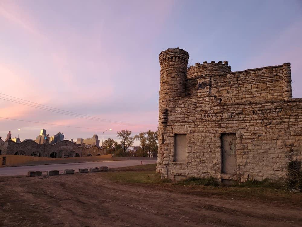 Missouri - Kansas City - Abandoned Castle known as The Kansas City Workhouse