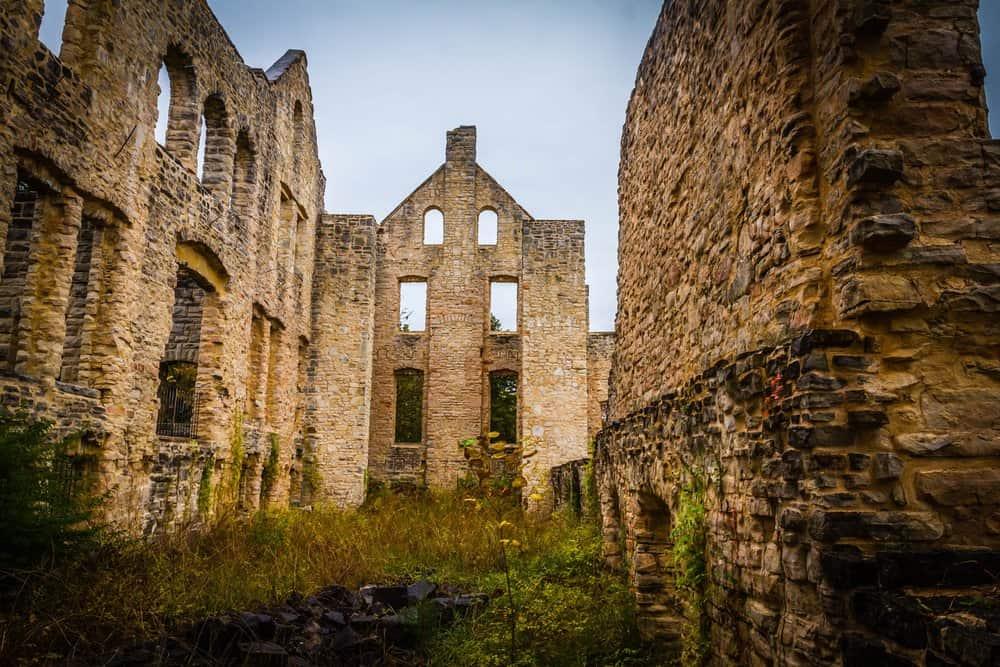 Missouri - Ha Ha Tonka Castle Ruins - Ha Ha Tonka State Park
