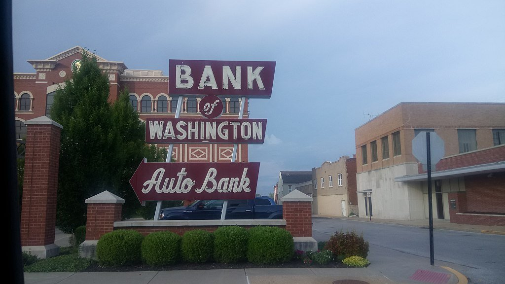 Missouri - Washington - Bank of Washington