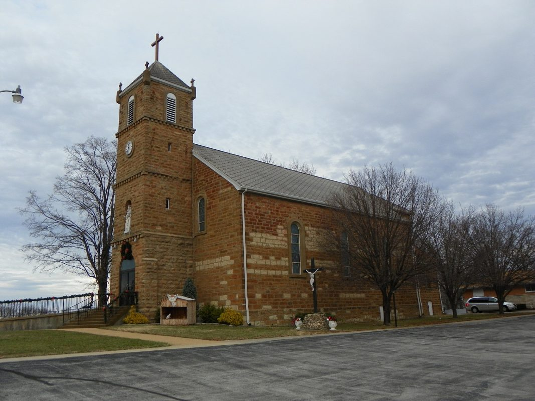 Missouri - Weingarten - Roman Catholic Church
