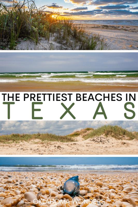 21 Best Beaches in Texas for Sun-Filled Texas Beach Getaways