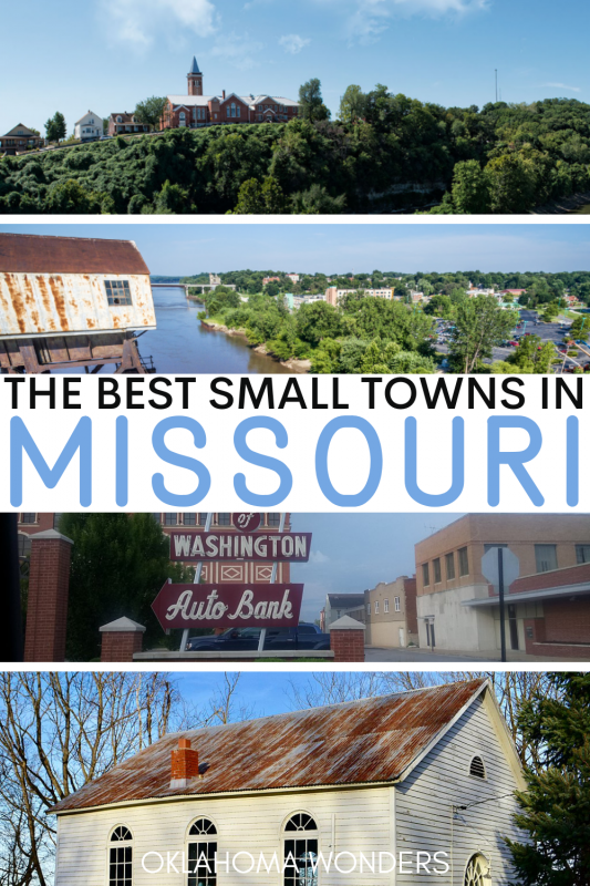 Best Missouri Small Towns