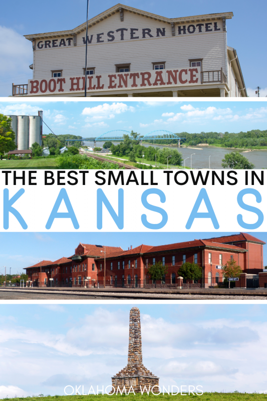 Best Small Towns in Kansas (1)