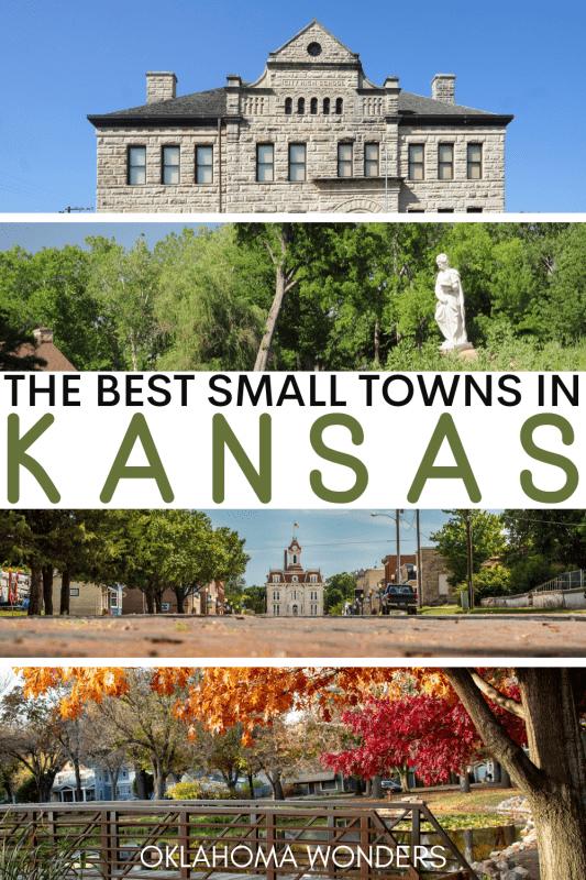 Best Kansas Small Towns