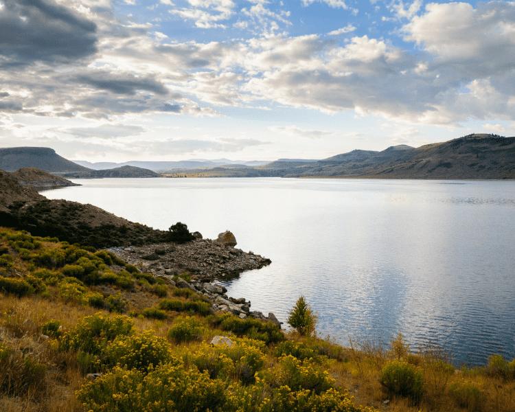 Colorado - Colorado National Parks - Curecanti National Recreation Area
