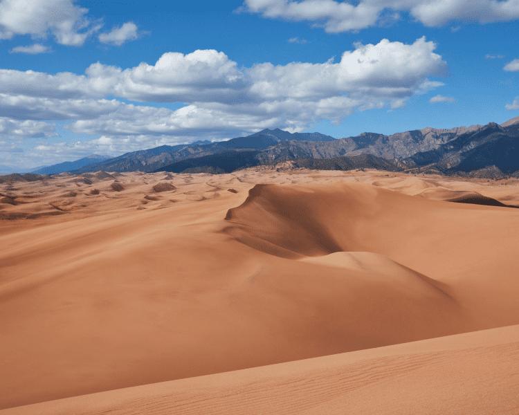 Colorado - Colorado National Parks - Great Sand Dunes National Park National Park and Preserve