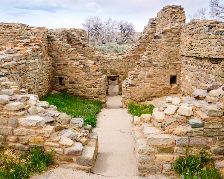 New Mexico - National Parks in New Mexico - Aztec Ruins National Monument