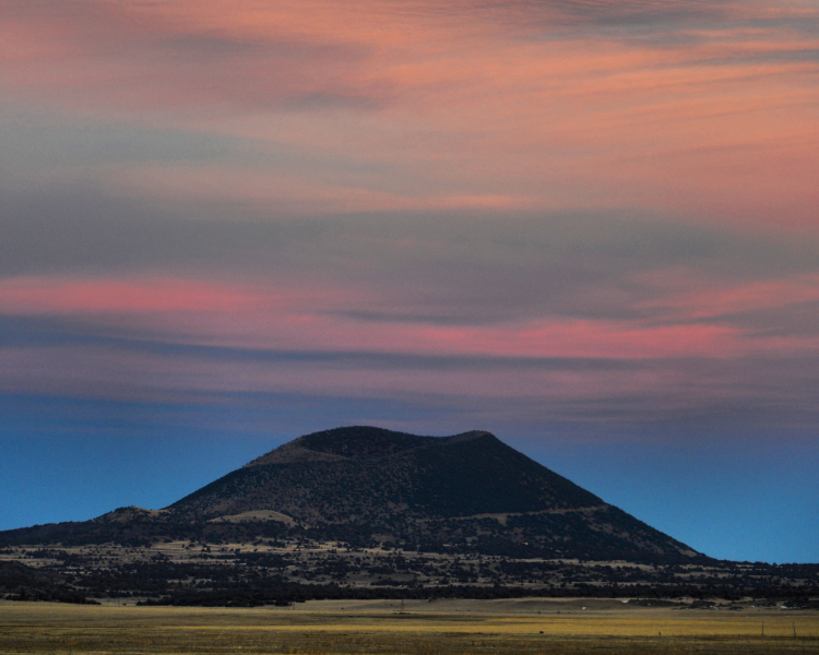 New Mexico - National Parks in New Mexico - Capulin Volcano National Monument