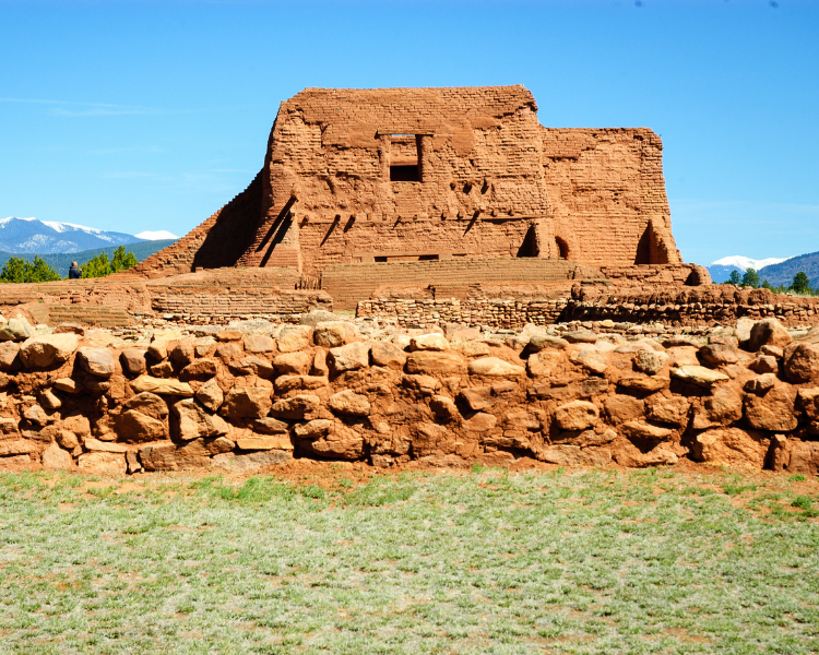 New Mexico - New Mexico National Parks - Pecos National Historical Park
