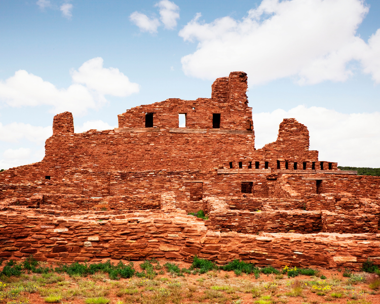 New Mexico - New Mexico National Parks - Salinas Pueblo Missions National Monument