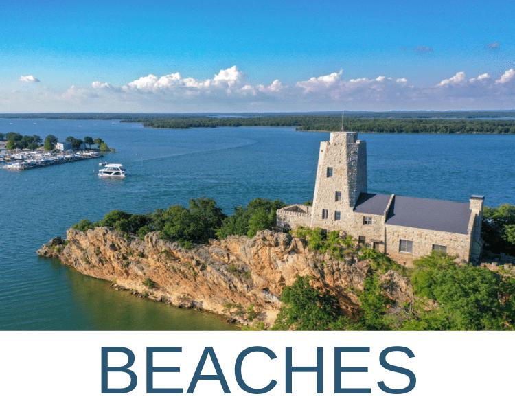 OKLAHOMA BEACHES