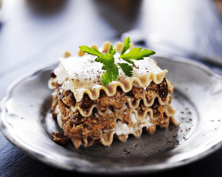 Oklahoma - Edmond - Vegan Restaurants and Vegetarian Restaurants - Vegan Lasagna