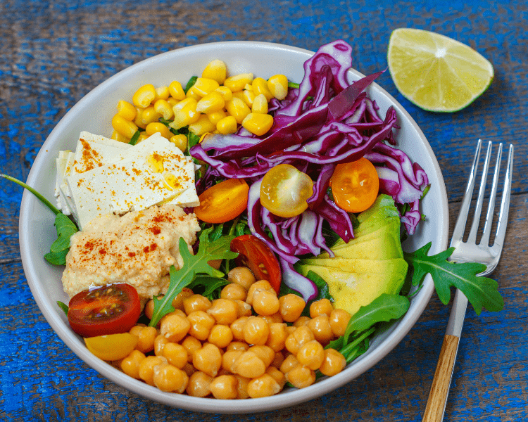 Oklahoma - Edmond - Vegan Restaurants and Vegetarian Restaurants - Vegetarian Salad