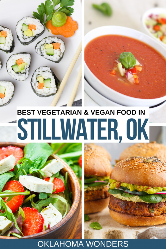 The 16 Best Vegetarian and Vegan Restaurants in Stillwater, Oklahoma