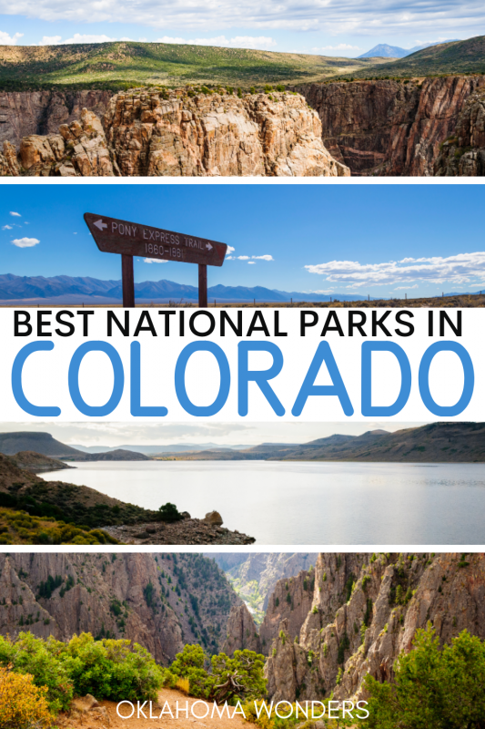 National Parks in Colorado