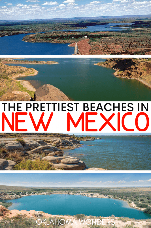 The Best New Mexico Beaches and the Best Beaches in New Mexico