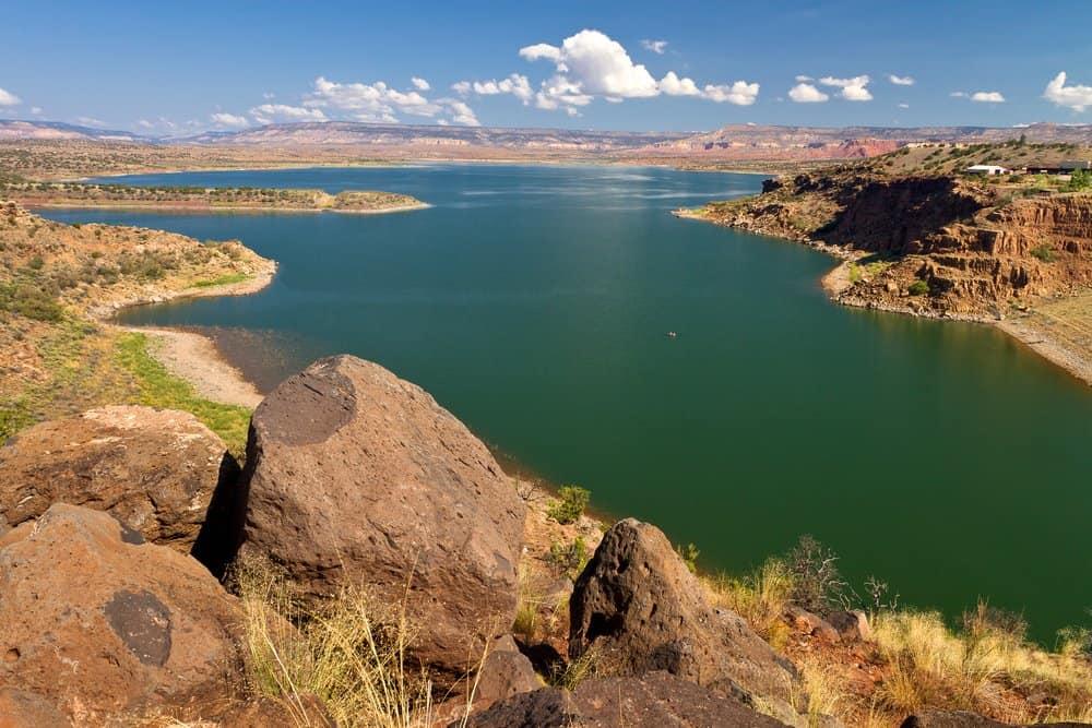 New Mexico - Abiquiu Lake