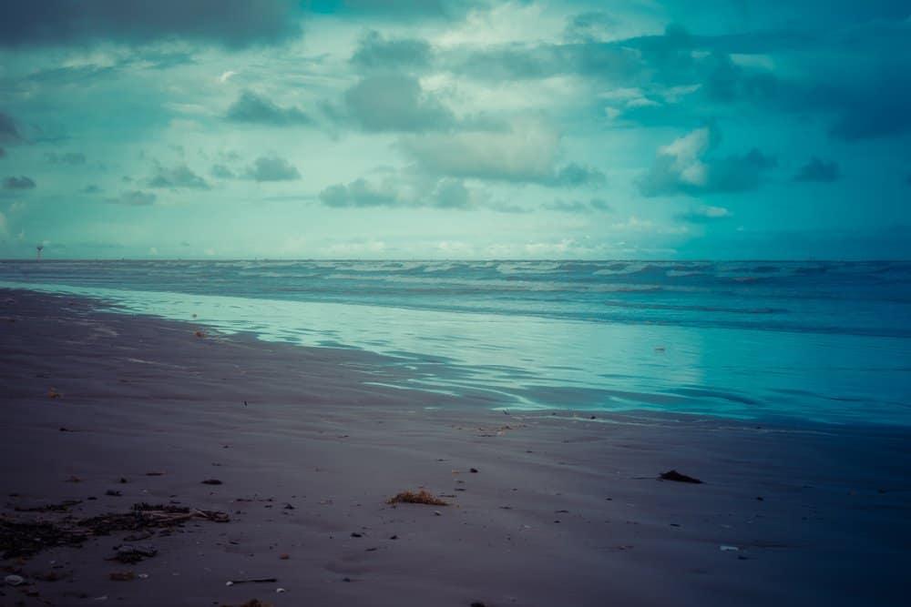 Texas - Beautiful beach landscape