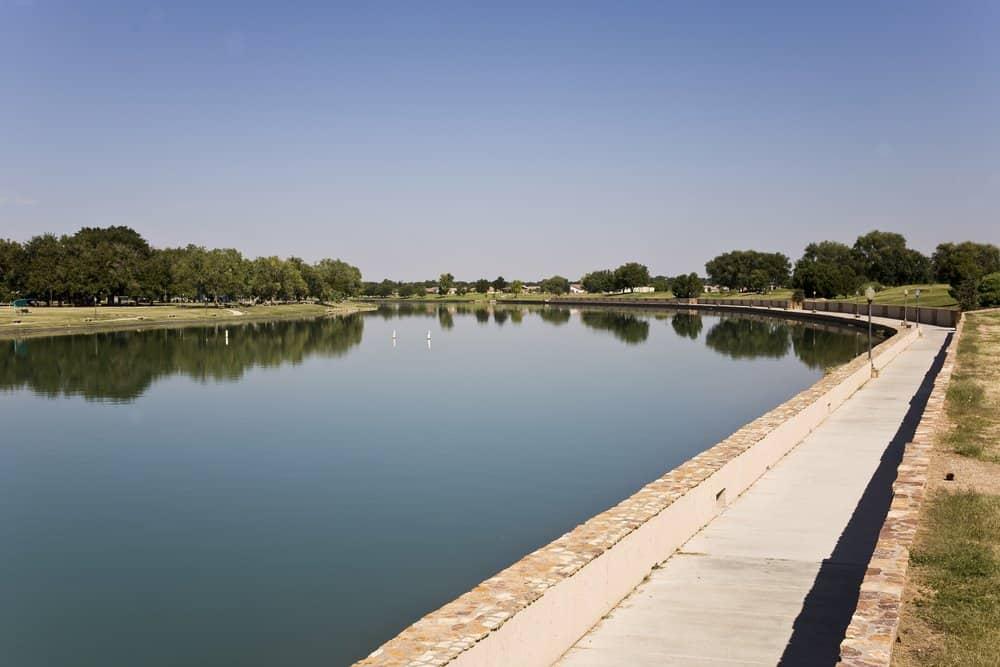 New Mexico - Lake carlsbad recreation area