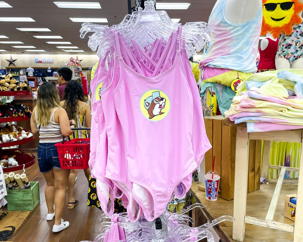 Texas - Temple - Buc-ee's Convenience Store and Gas Station - Buc-ee's Swimsuit