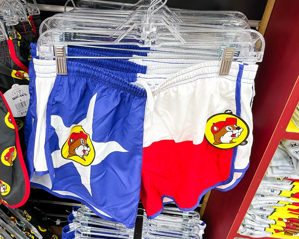 Texas - Temple - Buc-ee's Convenience Store and Gas Station - Buc-ee's Shorts