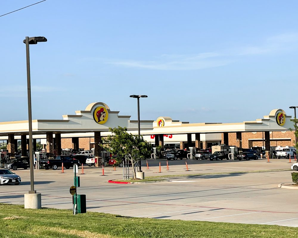 Texas - Temple - Buc-ee's Convenience Store and Gas Station