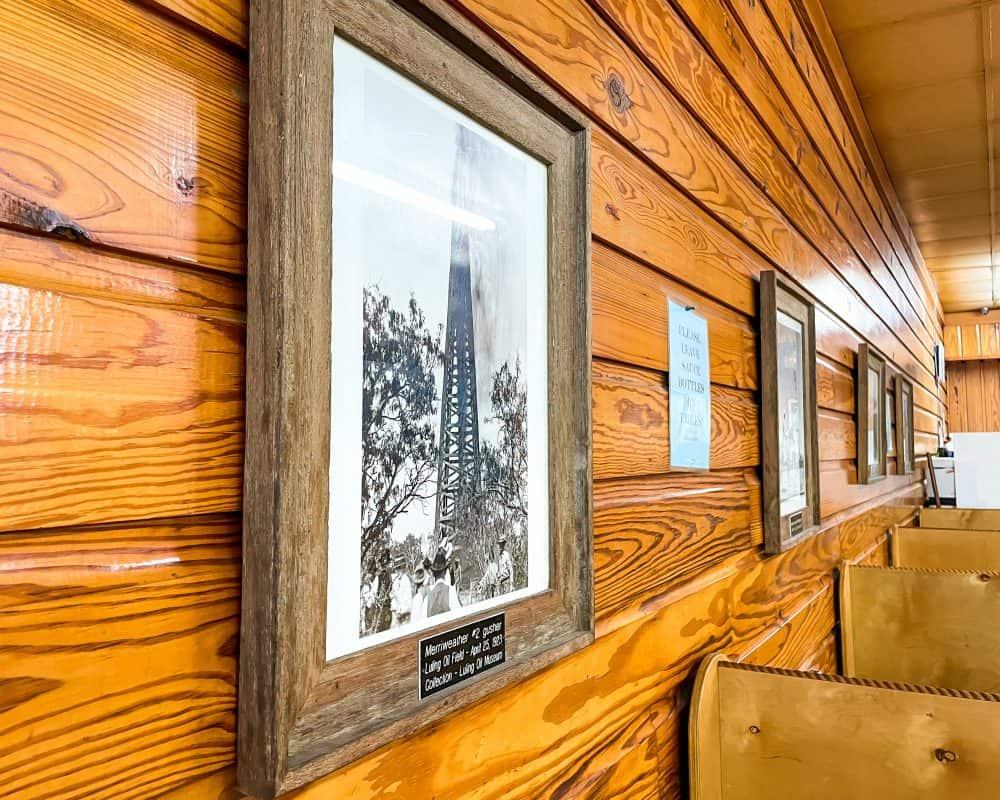 Texas - Luling - Downtown Luling - Original City Market BBQ - Historic Photos
