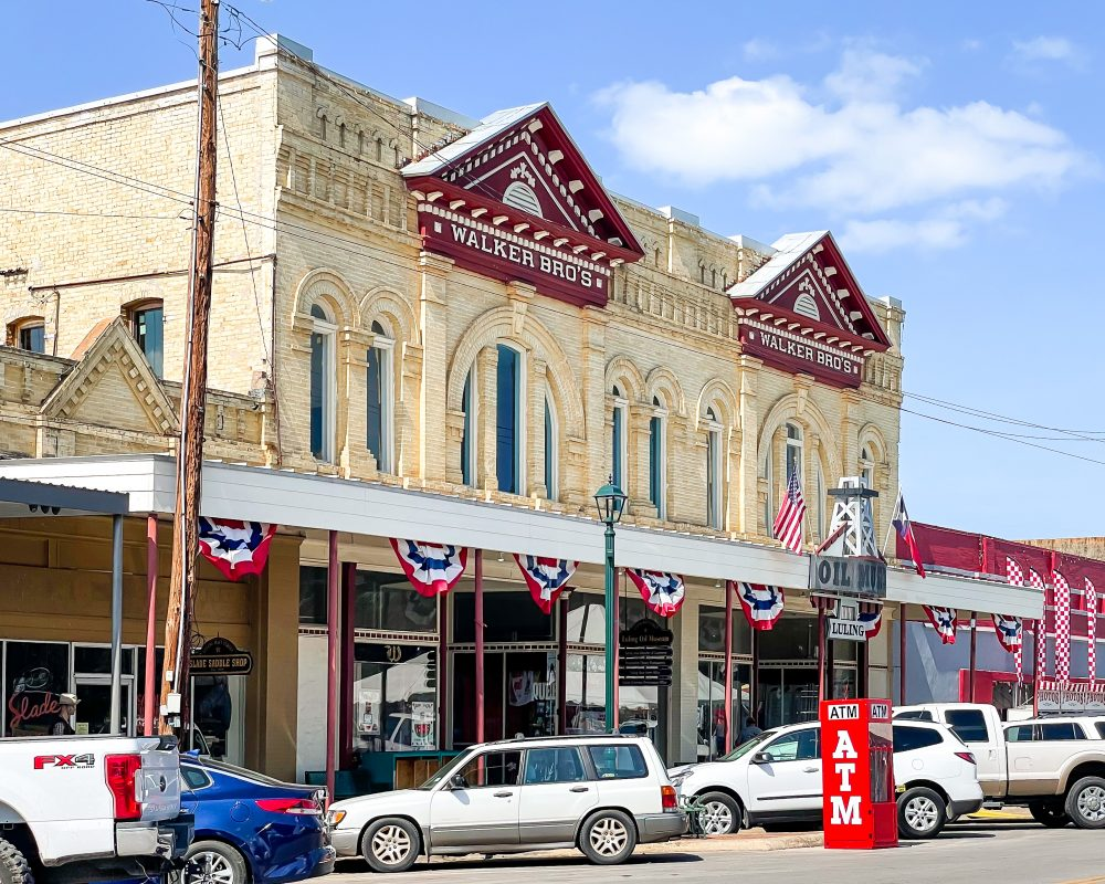 Texas - Luling - Luling Oil Museum and the Luling Area Chamber of Commerce
