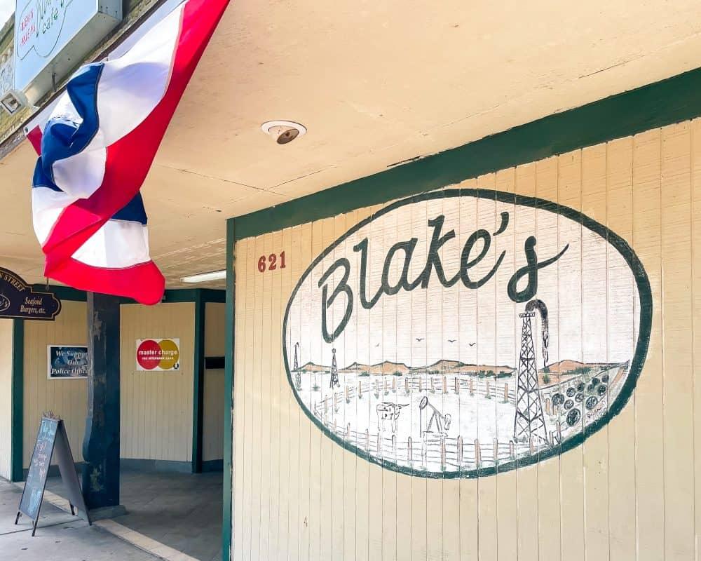 Texas - Luling - Blake's Seafood - Luling Restaurants